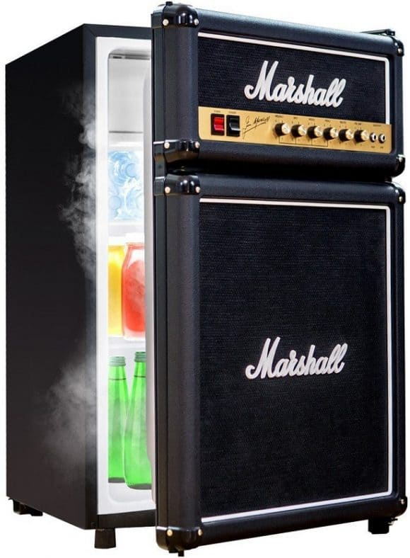 Post image for Marshall Amplifier Mini Fridge