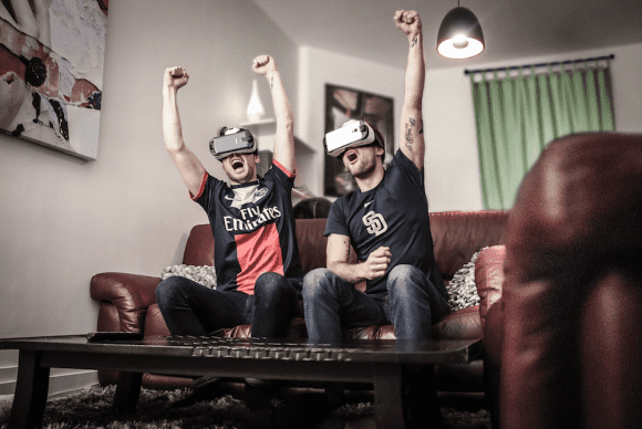 Post image for Is VR the Future of Sports Betting?